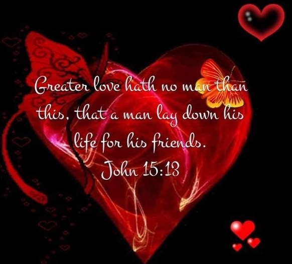 Love as you have been loved